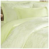 Постельное белье 2-спальное Mona Liza Royal Пион салатовый 5438/03 сатин-жаккард
