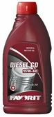 Моторное масло Favorit Diesel CD 15W-40 1 л
