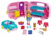 Набор Barbie Фургон Челси, FXG90