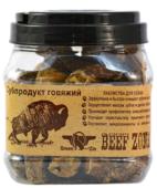 Лакомство для собак Green Qzin Beef Zone, бычий пенис (малый)