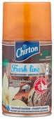 Chirton сменный баллон Fresh line Шоколадный десерт, 250 мл
