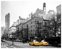 Картина Ekoramka Два такси