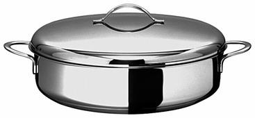 ВСМПО-Посуда Гурман-Классик 110224 24 см с крышкой