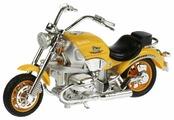 Мотоцикл ТЕХНОПАРК чоппер (ZY797885-R) 17 см