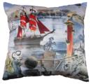 Подушка декоративная Gift'n'Home Алые паруса 35х35 см (PLW-35 АП)