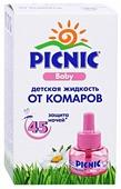 Жидкость для фумигатора Picnic Baby от комаров с экстрактом ромашки