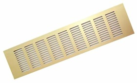 Вентиляционная решетка Europlast RA640G 400 x 60 мм