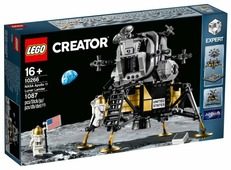 Конструктор LEGO Creator 10266 Лунный модуль корабля Аполлон 11 НАСА