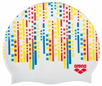 Шапочка для плавания arena Print 2 1E368