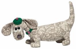 Малиновый слон Набор для изготовления мягкой игрушки Пёс Пятнашка (ТК-029)