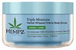 Hempz Скраб для тела Triple moisture