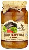 Овощи запеченные на мангале Ecofood стеклянная банка 900 г