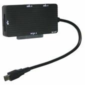 Переходник ORIENT USB Type-C - 2хUSB/SATA (UHD-509)