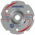 Диск отрезной 77x11.1 Dremel DSM600