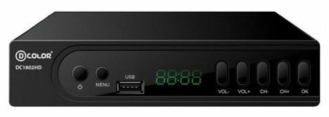 TV-тюнер D-COLOR DC1802HD