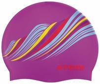 Шапочка для плавания ATEMI PSC417