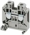 Зажим клеммный проходной Schneider Electric NSYTRV162
