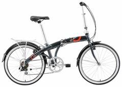 Городской велосипед Welt Subway 24 (2019)