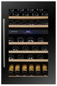Встраиваемый винный шкаф Dunavox DX-57.146DBK