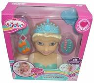 Кукла-торс Карапуз Принцесса в бирюзовом платье, B1669141-3-RU