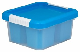 FunBox Ящик-органайзер 2 л Standart, 4 вставки S