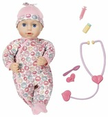 Кукла пупс ZAPF CREATION Baby Annabell Милли чувствует себя лучше (701294)
