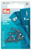 Prym Крючки для брюк и юбок 9мм (2 шт.)