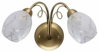 Настенный светильник MW-Light Грация 358021402