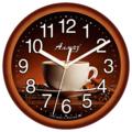 Часы настенные кварцевые Алмаз E06