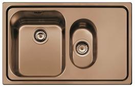 Врезная кухонная мойка smeg SP7915D 79х50см нержавеющая сталь