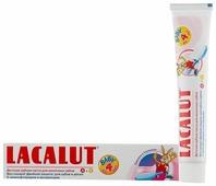 Зубная паста Lacalut Baby 0-4 лет