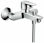 Однорычажный смеситель для ванны с душем hansgrohe Talis E 71740000