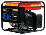 Бензиновый генератор КАЛИБР БЭГ-2700И (2500 Вт)
