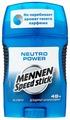 Дезодорант-антиперспирант стик Mennen Speed Stick Neutro Power