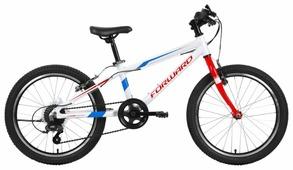 Подростковый горный (MTB) велосипед FORWARD Rise 20 2.0 (2019)