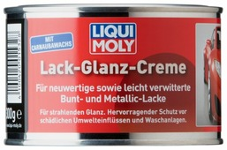 Полироль для глянцевых поверхностей LIQUI MOLY Lack-Glanz-Creme 300 мл (1532)