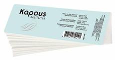 Kapous Professional Полоски для депиляции, спанлейс, 7*20 см