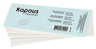 Kapous Professional Полоска для депиляции, спанлейс, 7*20см