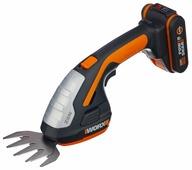 Ножницы-кусторез аккумуляторный Worx WG801E 20 см