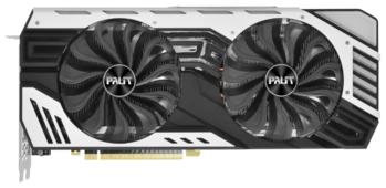 Видеокарта Palit GeForce RTX 2070 1410MHz PCI-E 3.0 8192MB 14000MHz 256 bit HDMI HDCP Super JetStream