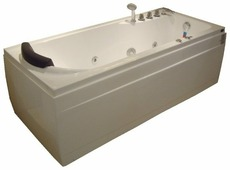 Ванна Gemy G9006-1.7 акрил