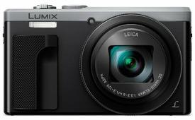 Фотоаппарат Panasonic Lumix DMC-TZ80 Silver