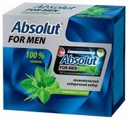 Набор Absolut For men
