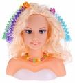 Кукла-манекен Карапуз для создания причесок, ZY217179-RU