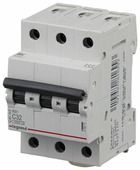 Автоматический выключатель Legrand RX3 3P (C) 4,5kA