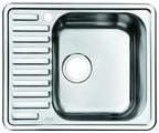 Врезная кухонная мойка IDDIS Strit STR58PRi77