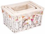 Русские подарки Набор плетеных корзинок 80347