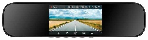 Видеорегистратор Xiaomi MiJia Smart Rearview Mirror