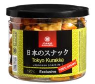 Tako samurai Японские рисовые крекеры Тokyo Кurakka 120 г