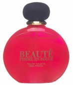 PontiParfum Beaute Femme en Rouge